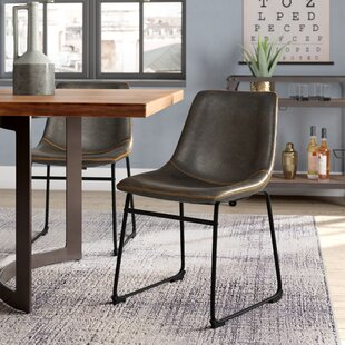 Bertha Upholstered Dining Chair (Set of 2) Trent Austin Design