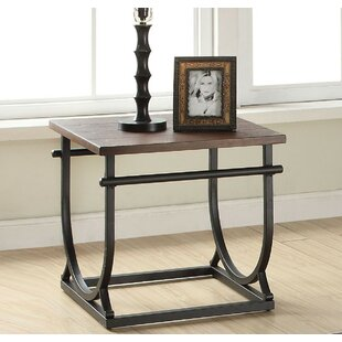 Affordable Price Shirley End Table by 17 Stories