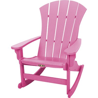 Shine Company Inc. Marina Wood Adirondack Chair & Reviews | Wayfair