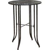 Doric Metal Bar Table