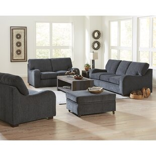 Darby Home Co Karpinski 4 Piece Living Ro..