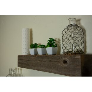 Wesham 2 Piece Wall Shelf Set