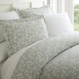 Burkinshaw Duvet Cover Set by Gracie Oaks Coupon