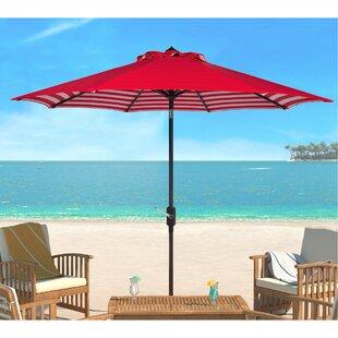Hookton Crank 8.5' Market Umbrella by Breakwater Bay