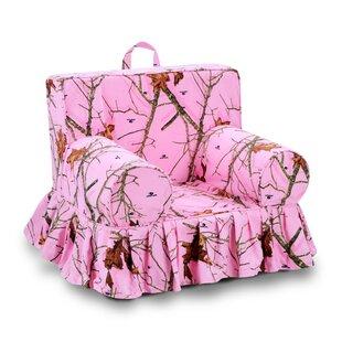 Budget Lifestyle Skirted Grab-n-Go Kids Chair ByMossy Oak Nativ Living