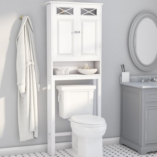 Image result for over the toilet storage