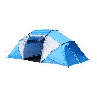 Outsunny 4-6 Person Tent with Carry Bag