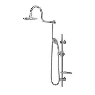 Read Reviews Aqua Rain Diverter Complete Shower System ByPulse Showerspas