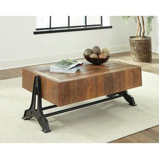 Gracie Oaks Steinbach Coffee Table