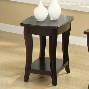 Gilmour Chairside Table by Red Barrel Studio