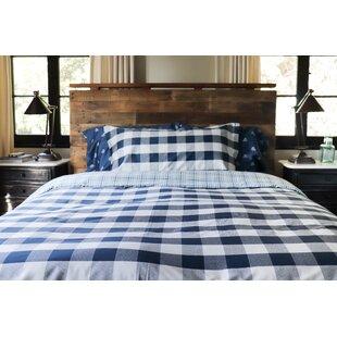 Thread Experiment Buffalo Check Reversible Comforter Set