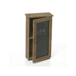 Cheng Wooden 1 Door Accent Cab..