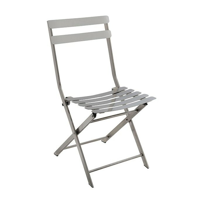 Swell Kathryn Metal Folding Chair Theyellowbook Wood Chair Design Ideas Theyellowbookinfo