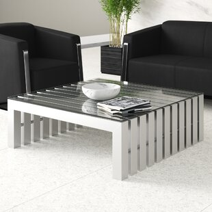 Vlad Sled Coffee Table by Upper Square