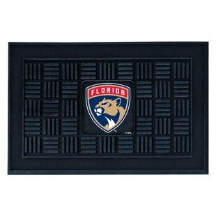 NHL - Florida Panthers Medallion Doormat ByFANMATS
