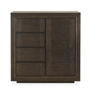 Aaliyah 4 Drawer Chest by Foundry Select