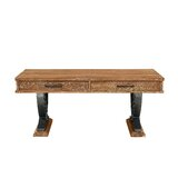 Signe Trestle Coffee Table with Storage
