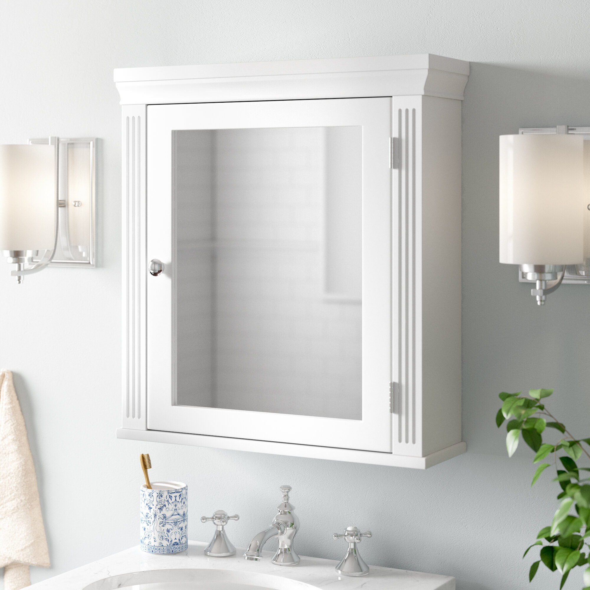 Wayfair Small Medicine Cabinets You Ll Love In 2021