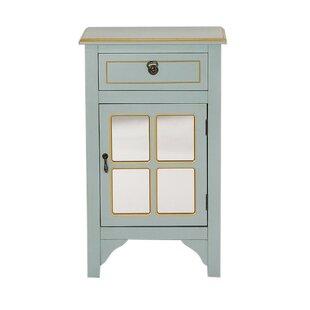 Todd 1 Door Accent Cabinet
