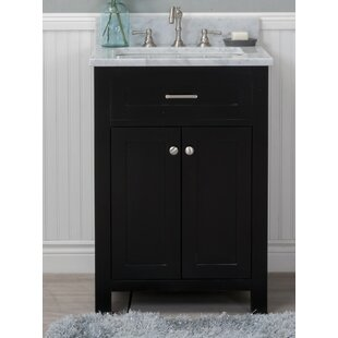 Apostol 24 Single Bathroom Vanity Set by Highland Dunes