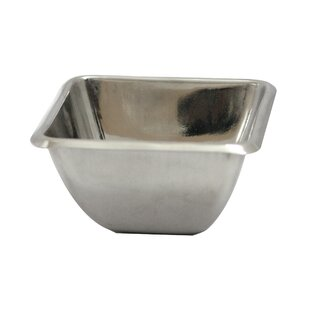 Square Stainless Steel Measuring Cup (Set of 4)