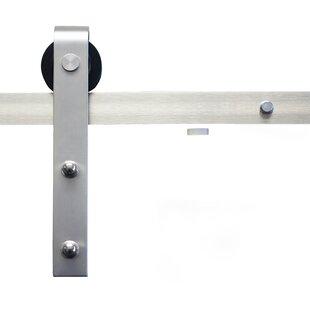 Track System Barn Door Hardware by Sure-Loc Hardware