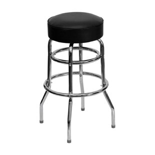 Compare Artin 30 Swivel Bar Stool by Wrought Studio Reviews (2019) & Buyer's Guide