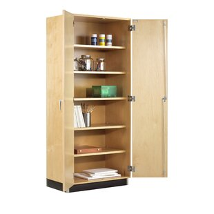 General 2 Door Storage Cabinet by Diversified Woodcrafts