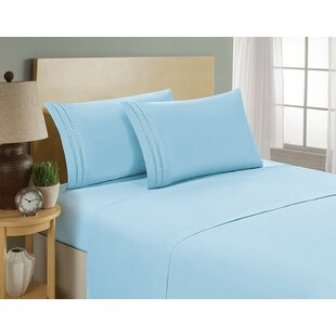 Nona 1800 Thread Count Ultra-Soft Bedroom Sheet Set