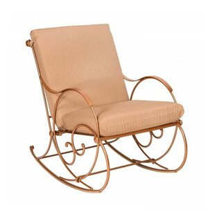 Wellington Rocking Chair with Cushions