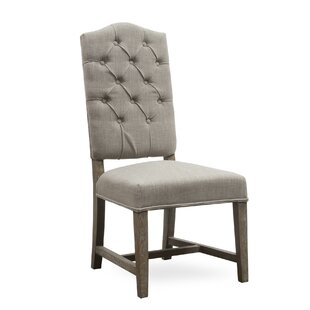 Swanger Upholstered Dining Chair (Set of 2) Gracie Oaks