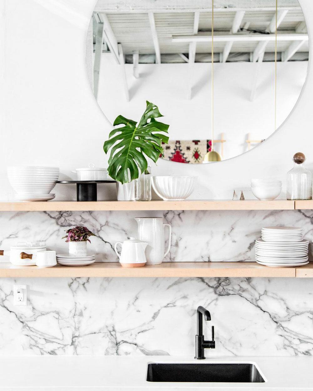 How to Decorate Open Shelves  Wayfair