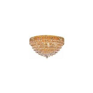 Zoila 9-Light Crystal Chandelier by House..