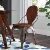 Abbotstown Solid Wood Side Chair (Set of 2) by Brayden Studio®
