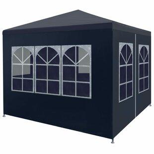 Bourdeau 3m X 3m Steel Party Tent Image