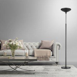 Globe Electric 70 9  LED Torchiere Floor LampFloor Lamps You ll Love   Wayfair. Living Room Floor Lamps. Home Design Ideas