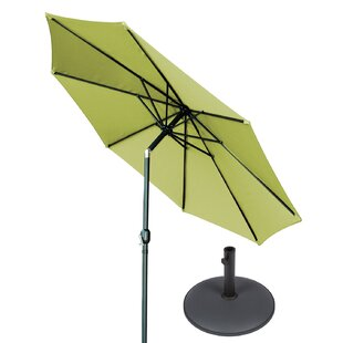 Trademark Innovations 10' Market Umbrella