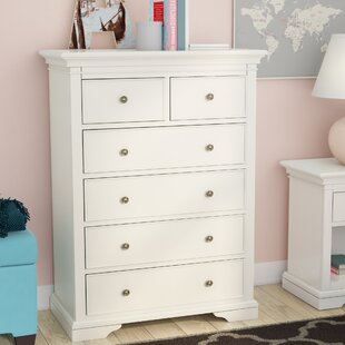 Find a Stovall 6 Drawer Chest by Harriet Bee Reviews (2019) & Buyer's Guide
