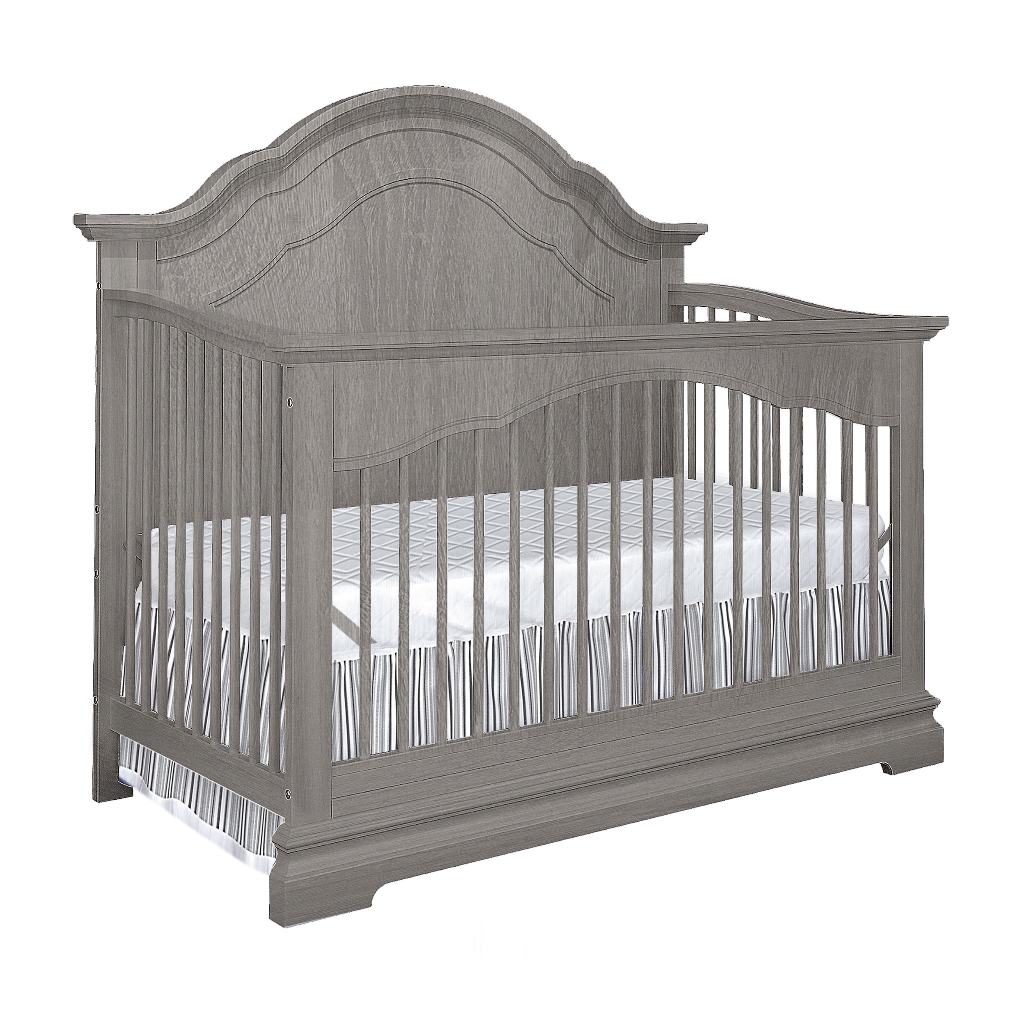 Three Posts Baby Kids Essex 4 In 1 Convertible Crib Reviews Wayfair