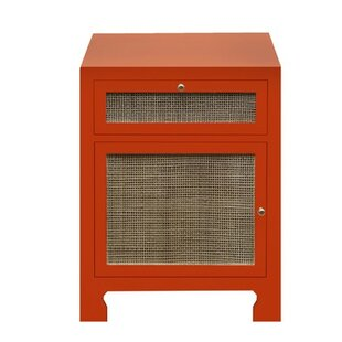 1 Door Accent Cabinet by Worlds Away