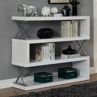 Telma 4 Shelf Standard Bookcase by Brayden Studio