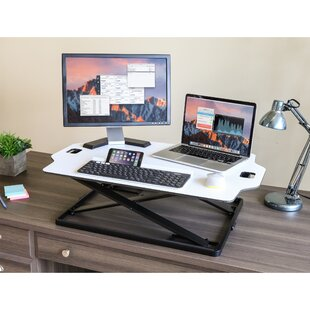 Airlift Slim Standing Desk Converter by Seville Classics Coupon