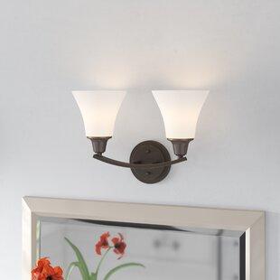 Order Irene 2-Light Vanity Light By Andover Mills