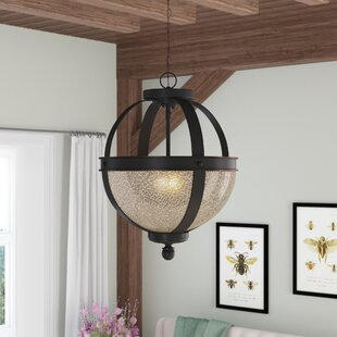 Searching for Doris 2-Light Bowl Pendant By Gracie Oaks