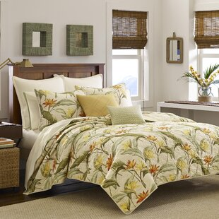 Birds of Paradise Quilt Tommy Bahama Bedding