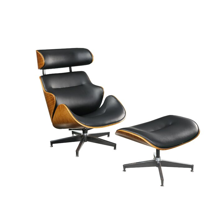 Swell Brawley Swivel Lounge Chair And Ottoman Pdpeps Interior Chair Design Pdpepsorg
