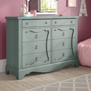 Read Reviews Amersham 8 Drawer Dresser by Grovelane Teen