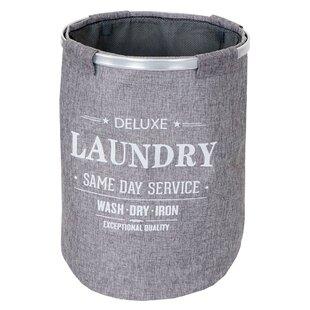 HWC-C34 Laundry Basket By Symple Stuff
