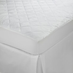 Essentials Polyester Mattress Pad