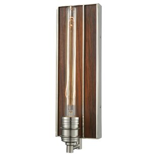 Desimone 1-Light Bath Sconce by Williston Forge